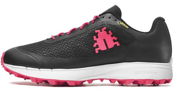"""Icebug W's Oribi2 BUGrip GTX Shoes Black/DkRouge"""
